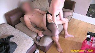 Exotic pornstar in Incredible Redhead, Small Tits sex scene