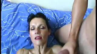 Porn video in which an euro milf shows her perfect body