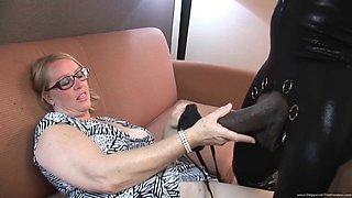 Horny Mom Desires A Black Monster Cock