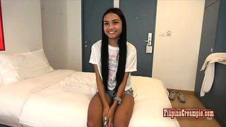 Filipina Creampie presents Naam
