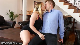 Horny AJ Applegate Squirts From Long Dick Lover