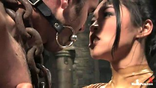 Mika Tan and totaleurosex