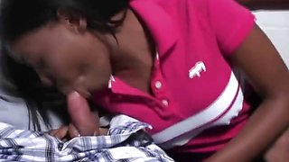 Black Ex Girlfriend And Her Friend Sucking Dick Together