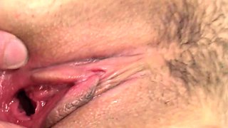Petite Jav Teen Gets Creampie From Old Guy Nice Teen Pussy