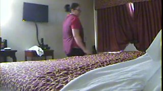 2nd hotel maid discovers fake pussy pt1