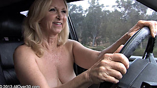 Going for a Drive with Granny