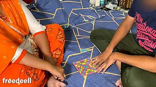Bhabhi ke Sath Ludo Game Winner take advantage