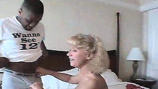 Big Black Cock Fucks Hot Big Tit Blonde