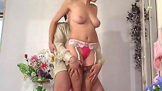 Love Nylons Bride