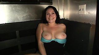 Crazy pornstar in exotic solo, amateur sex clip