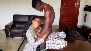 Africans getting Freaky