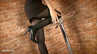 Delightsome Office Ladies Miniskirts