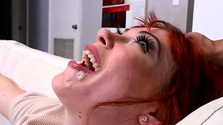 Young teen smoking xxx Alexa attempts her greatest to