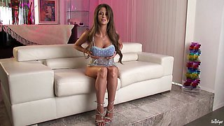 Emily Addison in From Behind - TwistysNetwork