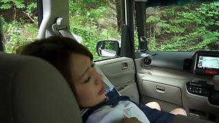 Riko Honda, Akane Yoshinaga in Summer School Girls part 1