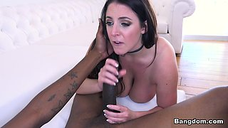 Angela White in Big Tits vs. Monster Cock - MonstersofCock