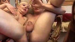 French bisex foursome