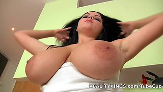 Amazing pornstar in Hottest Handjobs, Big Ass porn movie