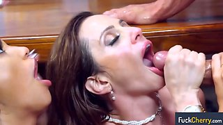 My GF loves my hot jizz in mouth compilation part 21