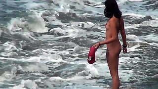 Voyeur videos compilation with the real nudists