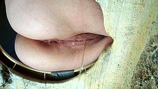Piss hidden cams in the toilet