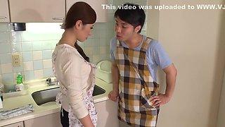 Crazy Japanese chick Rina Koda in Amazing JAV uncensored Group Sex movie