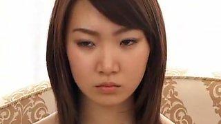 Hottest Japanese girl Saki Sakura in Crazy Solo Girl, Casting JAV video