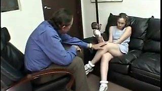 Emma Watson teacher therapy