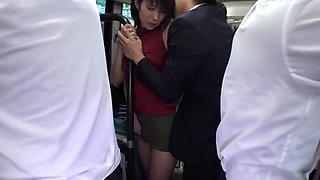 Sex In Public Bus