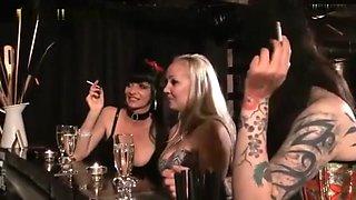 Mistress Carmen Rivera Strapon & Smoking