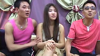 Korean amateur fuck group sex
