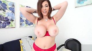 Sexy Big tittied Teacher Sara Jay