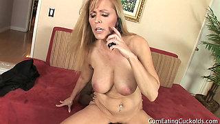 Nicole Moore it's a big black cock