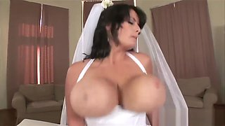 Big Titted Bride