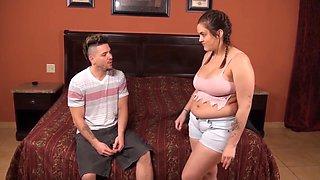 Katie Cummings - Big Sister Is Pregnant In Hd
