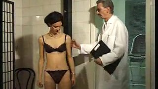 Doctor turns his patient into his slave girl
