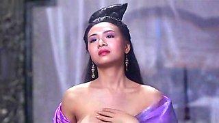 Amy Yip,Hitomi Kudo,Man So,Kaiduka Satomi,Unknown in Erotic Ghost Story (1987)