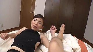 Pantyhose wife Mai kuroki