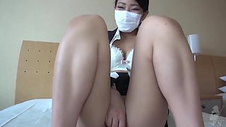 Seriously Pretty Cum Shot Into Ayumi Of A Hired Student