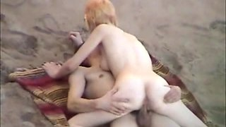 My Friend humps girlfriend on beach