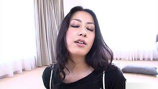 Fabulous Japanese chick Kyoka Ishiguro in Incredible JAV uncensored Amateur video