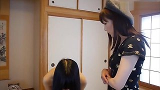 Humurous Unique spanking video