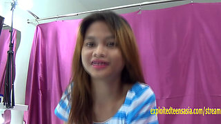 Exploitedteensasia Exclusive Scene Juliet Filipino Amateur Rides Massive Cock In Her Debut Really Cute Teen