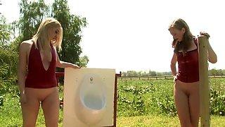 Toilet for mistress