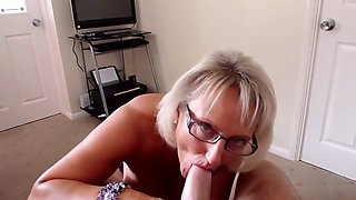 British big natural tits mature hot blowjob