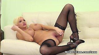 Summer Brielle in Summer Brielle Live - WildOnCam