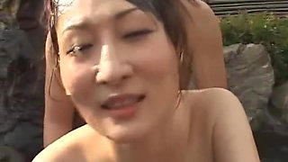 Crazy xxx scene Facial hot like in your dreams