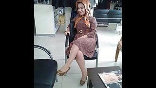 Turkish-arabic-asian hijapp mix photo 31 THE END