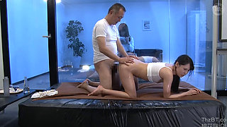 Fuck The Step Daughter In Front Of Her Mother