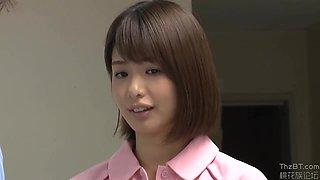 Nanami Kawakami - Old Men And The Nurse